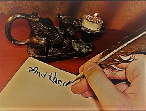 History + Mystery + Imagination=Fascination