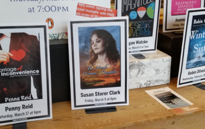 Bookstore-posters-advertising-readings