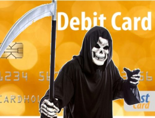 Death and the Debit Card: A Fable