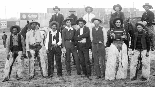 racially-diverse-group-of-cowboys
