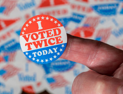 Voter Fraud, Political Machines, and Me – Part 1